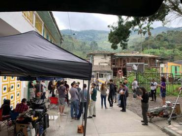 El Quindío, un paraíso para la industria cinematográfica