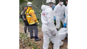 Recuperaron cadáver del Río Santo Domingo