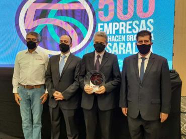 500 empresas que hacen grande a Risaralda