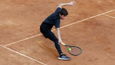 Nacional de tenis en el Bolo Club