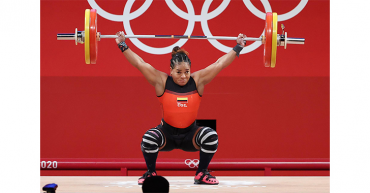 Mercedes Pérez consigue diploma olímpico en Tokyo 2020
