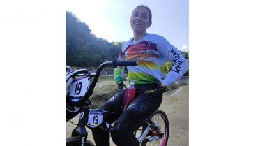 Figuras quindianas irán al nacional de BMX
