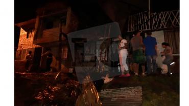 7 viviendas afectadas y 25 damnificados dejó el incendio en La Mariela