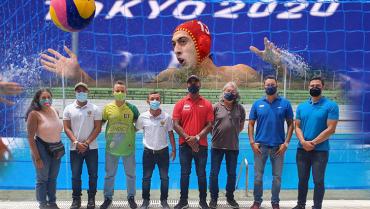 Fedenatación inspeccionó piscina de Uniquindío para nacional de Polo Acuático