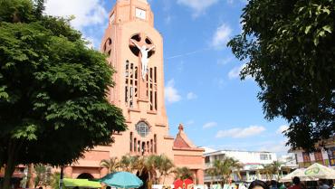 107 años, felicitaciones Quimbaya