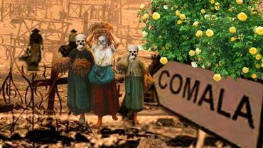 Las remembranzas de Kosztura: un viaje a Comala