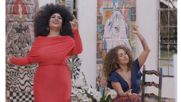 En el tercer sencillo de su homenaje a Colombia, Aymée Nuviola se une a Maía