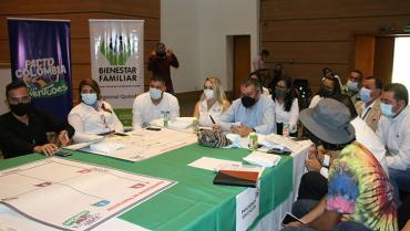Este jueves se firma el pacto Colombia con las juventudes