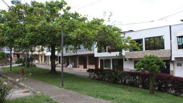 'El Gaitán' de Calarcá, un barrio hecho a punta de convites