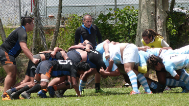 Montenegro Rugby Fest, una éxito deportivo