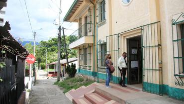 Cañasgordas, el barrio donde la 'justicia' tiene una casa propia
