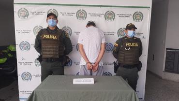 Capturado en Quimbaya por tentativa de homicidio
