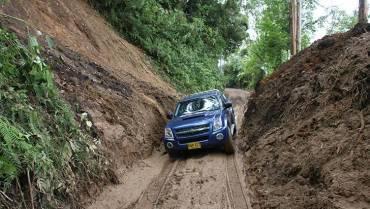 Alerta roja por lluvias en Calarcá y Montenegro