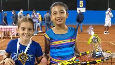 Quindío logró título en el VIII Festival Nacional de Tenis y Valores Respeto