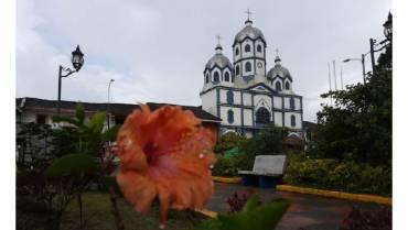 Filandia: 'Hija de los Andes', colina  sagrada del Quindío en sus 143 años