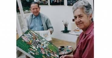 Celebración del centenario del natalicio de Olga de Chica