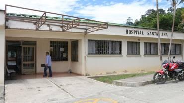Desinterés por trabajar en el hospital Santa Ana, de Pijao
