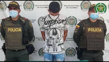 Capturaron al señalado asesino de un hombre en La Tebaida