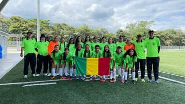 Selección Quindío sub-17 cayó ante Tolima