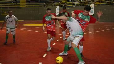 Caciques recibe hoy a Milagroso en el microfútbol profesional