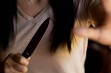 Capturan a mujer que apuñaló a menor de edad por robarlo