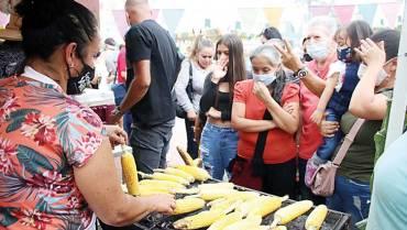 El maíz, una bendición de los dioses para los comerciantes de Barcelona