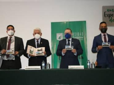 70 años de la universidad la GRAN COLOMBIA