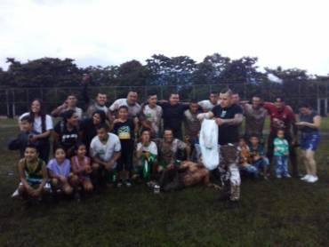 La Cristalina ganó Torneo Veredal  de Fútbol
