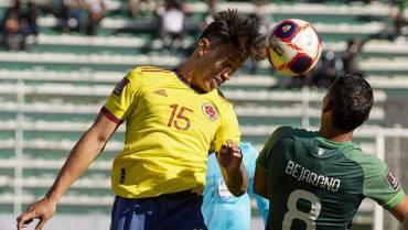 Bajas de Colombia y Paraguay para el partido de hoy