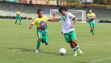 Empate de quindianos en la primera C de fútbol
