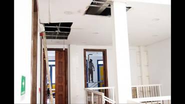 La Casa de la Cultura de Pijao necesita reparaciones urgentes
