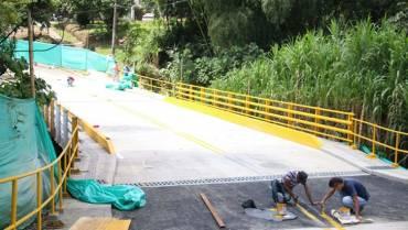 5 años estuvo cerrado el puente de La Fachada