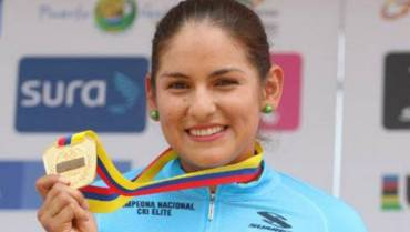 Sérika Gulumá competirá en Nacionales de Pista