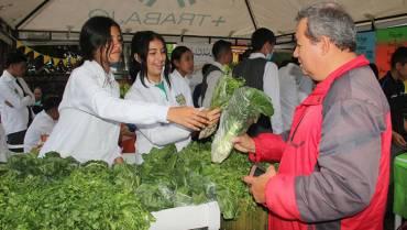 El Baudilio Montoya resurge con su Feria Agroempresarial