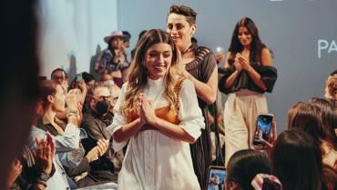 Quindiana en la semana de la moda de Nueva York