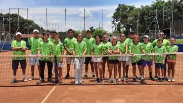 Lista la selección Quindío para el nacional de tenis