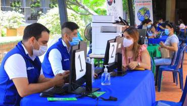 Feria de información y servicios del Icetex en 4 municipios quindianos
