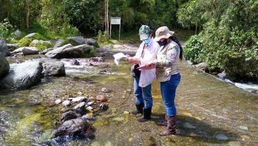 Adelantan monitorios en el río Quindío para determinar si hay presencia de agroquímicos
