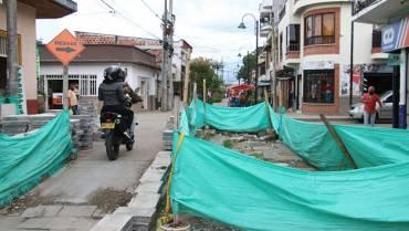 Restringieron circulación de motos en La Tebaida