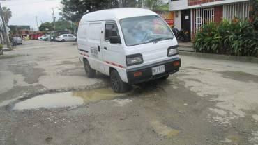 Guaduales de la Villa, un barrio seguro, con problemas en las vías de acceso