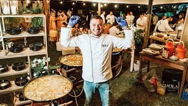 Mola Paellas, una experiencia gastronómica diferente
