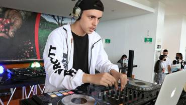 Juan Manuel Quiceno Salazar, una promesa de la música electrónica