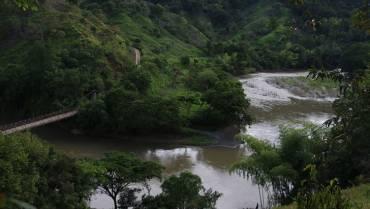 10 municipios quindianos son responsables de la contaminación del río De La Vieja