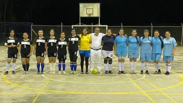 Torneo Integración de Fútbol Sala Femenino coronó a Real Circasia