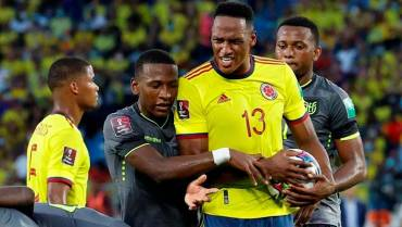 Selección Colombia solo ganó 2 puntos de 6 posibles