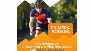 Autopistas del Café abre mañana el programa En bici por el eje