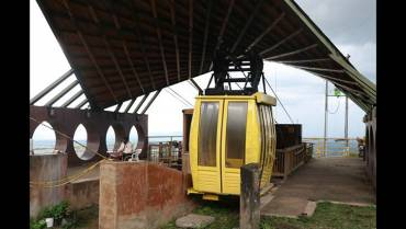 Razones por las que el teleférico de Buenavista no sirvió