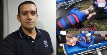 Ciclista murió luego de accidente en la autopista del Café