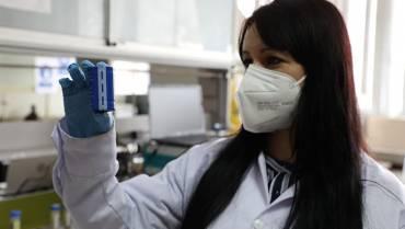 Hija adoptiva del Quindío se destaca en el Perú