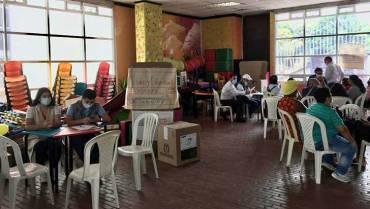Mesa de Participación de Víctimas de Armenia eligió a sus integrantes